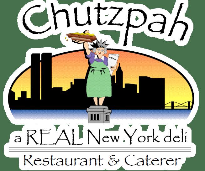 Chutzpah Deli-A Real New York Deli