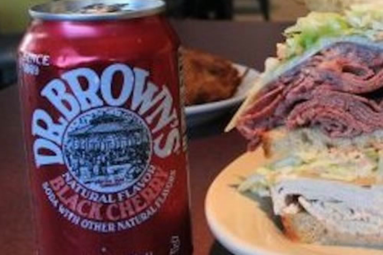 Sandwich & a Soda